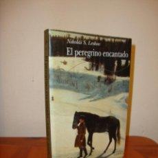 Libros de segunda mano: EL PEREGRINO ENCANTADO - NIKOLÁI S. LESKOV - ALBA CLÁSICA. Lote 194658185