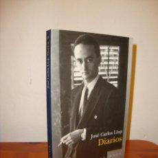Livres d'occasion: DIARIOS - JOSÉ CARLOS LLOP - PENÍNSULA, PRIMERA EDICIÓN, MUY BUEN ESTADO. Lote 194701262