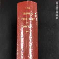 Libros de segunda mano: LOS PREMIOS PULITZER DE LA NOVELA IV - PLAZA JANES - RETRACTILADO DE EDITORIAL, NUEVO. Lote 194774512