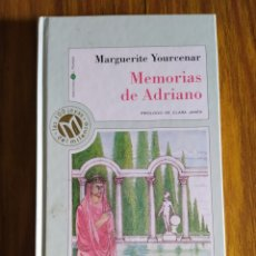 Libros de segunda mano: MEMORIAS DE ADRIANO, DE MARGUERITE YOURCENAR.. Lote 194778373