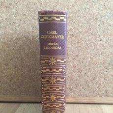 Libros de segunda mano: OBRAS ESCOGIDAS - CARL ZUCKMAYER - AGUILAR / BIBLIOTECA DE AUTORES MODERNOS - GCH1. Lote 194778500