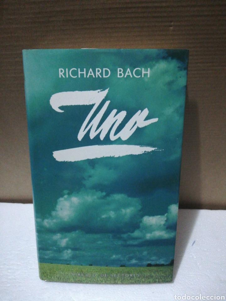 UNO. RICHARD BACH .CÍRCULO DE LECTORES (Libros de Segunda Mano (posteriores a 1936) - Literatura - Narrativa - Clásicos)