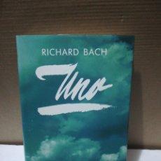 Libros de segunda mano: UNO. RICHARD BACH .CÍRCULO DE LECTORES. Lote 194891446