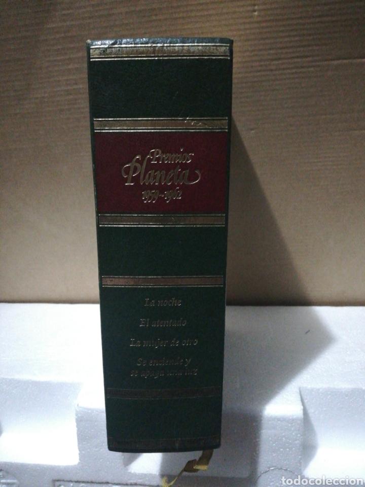 Libros de segunda mano: Premios planeta 1959-1962. La noche, el tentado, la mujer de otro - Foto 2 - 194892772