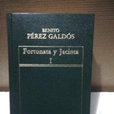 Libros de segunda mano: FORTUNATA Y JACINTA I. BENITO PÉREZ GALDÓS .EDITORIAL ORBIS. Lote 194893360