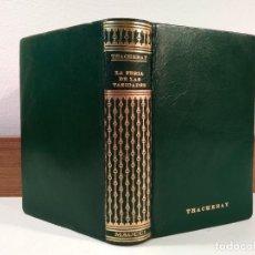 Libros de segunda mano: LA FERIA DE LAS VANIDADES. THACKERAY, W.M. ILUSTRACIÓN CHICO PRATS. EDITORIAL MAUCCI, 1ª ED. 1961. Lote 194898416