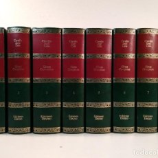 Libros de segunda mano: OBRAS COMPLETAS. OCHO VOLÚMENES: CELA, CAMILO JOSÉ. DESTINO Y EDITORIAL PLANETA-DE AGOSTINI.. Lote 194898821