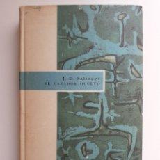 Libros de segunda mano: J. D. SALINGER. EL CAZADOR OCULTO.. Lote 194940852