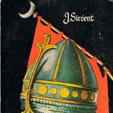 Libros de segunda mano: MINI LIBRO DE ENCICLOPEDIA PULGA Nº 132, GUILLERMO DE ORANGE, LEYENDA FRANCESA VERSION DE J,.SIRVENT. Lote 195008118