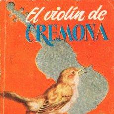 Libros de segunda mano: MINI LIBRO DE ENCICLOPEDIA PULGA Nº 51, E.T.A. HOFFMAN, EL VIOLÍN DE CREMONA, 64 PÁGINAS. Lote 195008485