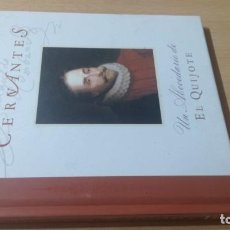 Libros de segunda mano: UN ABECEDARIO DEL QUIJOTE - CERVANTES - BROSQUIL- LIBRO NUEVO. Lote 195041495