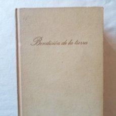 Libros de segunda mano: BENDICIÓN DE LA TIERRA KNUT HAMSUN / CIRCULO DE LECTORES 1965 CLÁSICOS DE LA LITERATURA UNIVERSAL. Lote 195043001