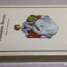 Libros de segunda mano: MADAME BOVARY - GUSTAVE FLAUBERT - CATEDRAZ403. Lote 195043483