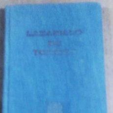 Libros de segunda mano: LAZARILLO DE TORMES, TAURUS, MADRID, 1966, . Lote 195109722