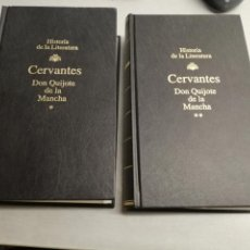 Libros de segunda mano: DON QUIJOTE DE LA MANCHA / CERVANTES / EN 2TOMOS / RBA 1994. Lote 195125507