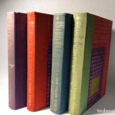 Libros de segunda mano: SELECCIONES DEL READER DIGEST ··· VOLUMENES 1 - 2 - 3 - 4 ···1967 ··· VER IMÁGENES ··. Lote 195125761