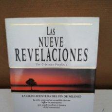 Libros de segunda mano: LAS NUEVE REVELACIONES .JAMES REDFIELD. Lote 195183773