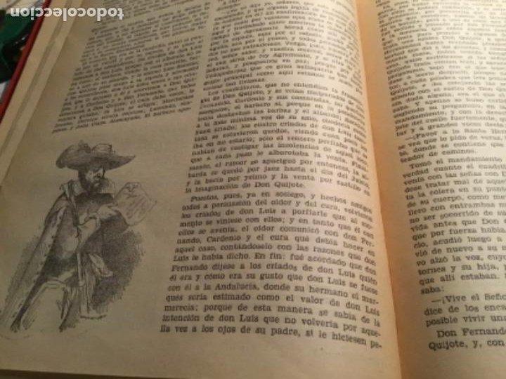 Libros de segunda mano: Cervantes Don quijote de La Mancha Ediciones Ramos - Foto 5 - 195345003