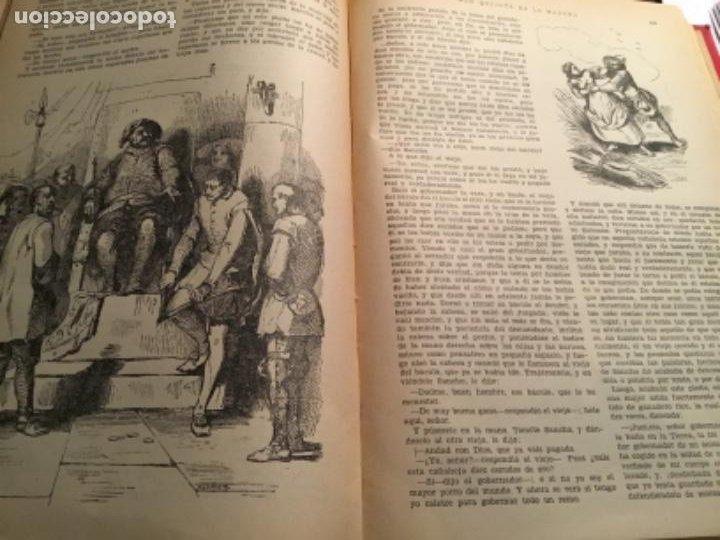 Libros de segunda mano: Cervantes Don quijote de La Mancha Ediciones Ramos - Foto 8 - 195345003
