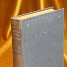 Libros de segunda mano: LA MONTAÑA MÁGICA,THOMAS MANN,JOSÉ JANÉS EDITOR,1958.. Lote 195371871