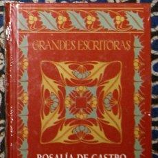 Libros de segunda mano: EN LAS ORILLAS DEL SAR / RUINAS ROSALÍA DE CASTRO . Lote 195434307