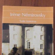 Libros de segunda mano: SUITE FRANCESA. IRÈNE NÉMIROVSKY. SALAMANDRA.. Lote 195511351