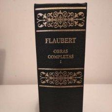Libros de segunda mano: OBRAS COMPLETAS GUSTAVE FLAUBERT. TOMO I. Lote 195518801