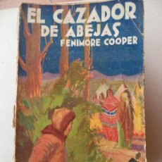 Libros de segunda mano: EL CAZADOR DE ABEJAS. Lote 195547862