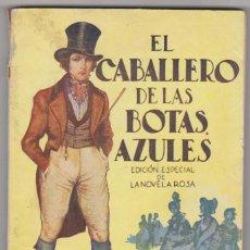Libros de segunda mano: EL CABALLERO DE LAS BOTAS AZULES. Lote 195548427