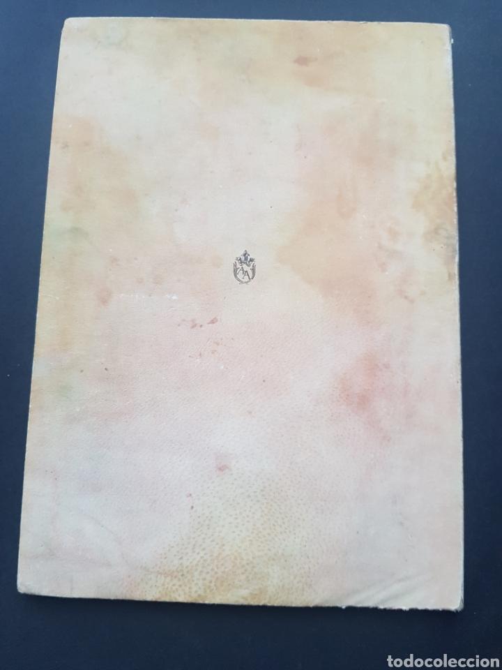 Libros de segunda mano: Lote 2 El ingenioso hidalgo Don Quijote de la Mancha de Archivo de Arte Barcelona Tomo II y Tomo IV - Foto 9 - 195568045