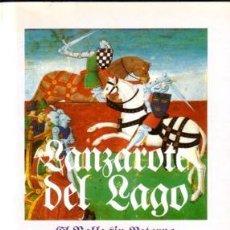 Libros de segunda mano: HISTORIA DE LANZAROTE DEL LAGO (3): EL VALLE SIN RETORNO - ALIANZA - 1988 - RUSTICA SOLAPAS. Lote 195612313