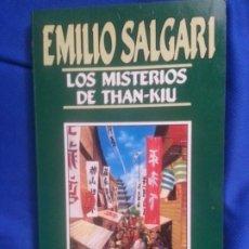 Libros de segunda mano: LOS MISTERIOS DE THAN-KIU - EMILIO SALGARI - EMILIO SALGARI 45. Lote 195749461