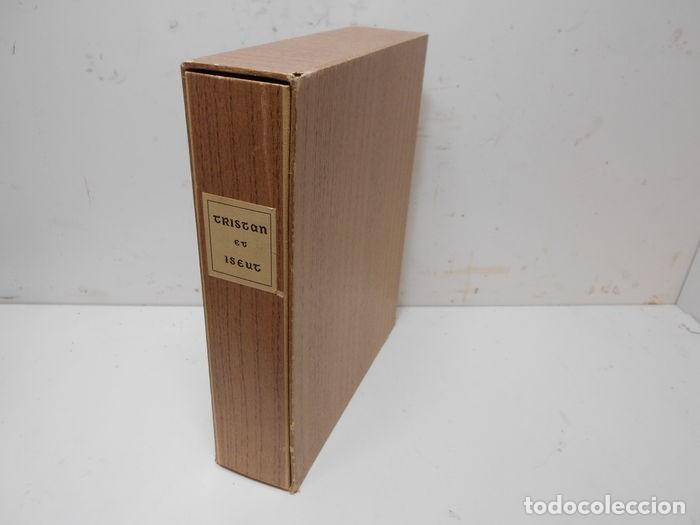 Libros de segunda mano: Jean Chieze y Pierre dEspezel - Tristan et Iseut - Foto 2 - 196084376