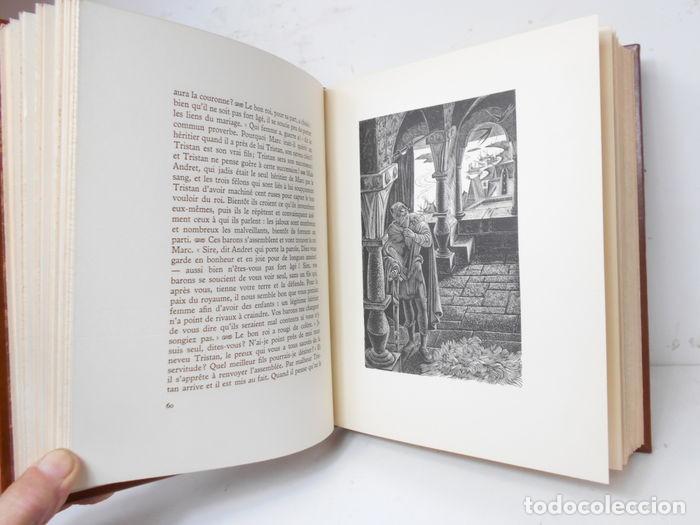 Libros de segunda mano: Jean Chieze y Pierre dEspezel - Tristan et Iseut - Foto 6 - 196084376