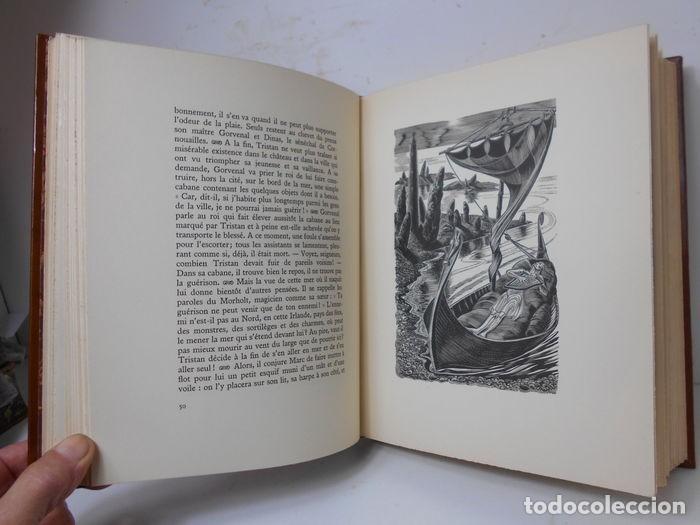 Libros de segunda mano: Jean Chieze y Pierre dEspezel - Tristan et Iseut - Foto 7 - 196084376