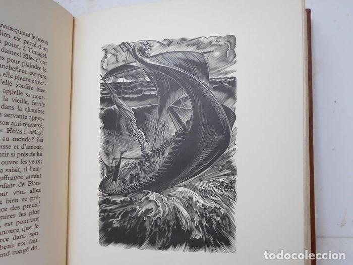 Libros de segunda mano: Jean Chieze y Pierre dEspezel - Tristan et Iseut - Foto 8 - 196084376