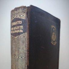 Libros de segunda mano: 1957 - DON QUIJOTE DE LA MANCHA - MIGUEL DE CERVANTES SAAVEDRA - AGUILAR - 6ª EDICIÓN - COL. JOYA. Lote 196487191