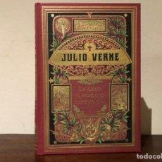 Libros de segunda mano: LA VUELTA AL MUNDO EN OCHENTA DÍAS. JULIO VERNE.COLECCIÓN HETZEL. EDITA RBA. Lote 196658655