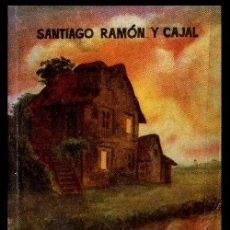 Libros de segunda mano: COLECCION PULGA. Nº 195. LA CASA MALDITA. SANTIAGO RAMON Y CAJAL.. Lote 197256208