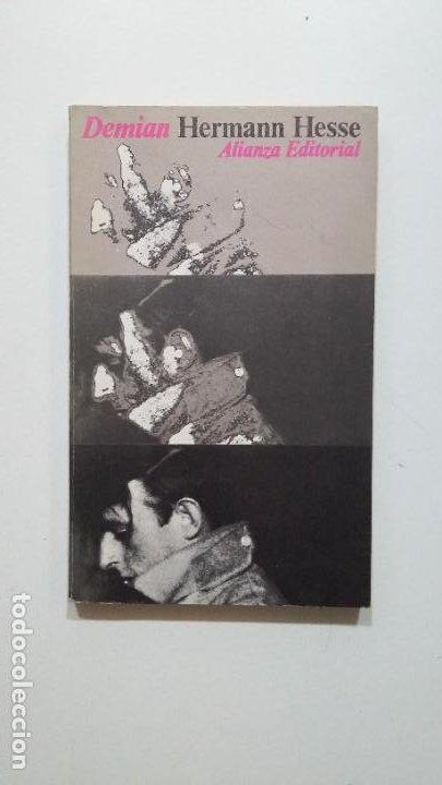 DEMIAN. - HERMANN HESSE - ALIANZA EDITORIAL Nº 138. TDK443 (Libros de Segunda Mano (posteriores a 1936) - Literatura - Narrativa - Clásicos)
