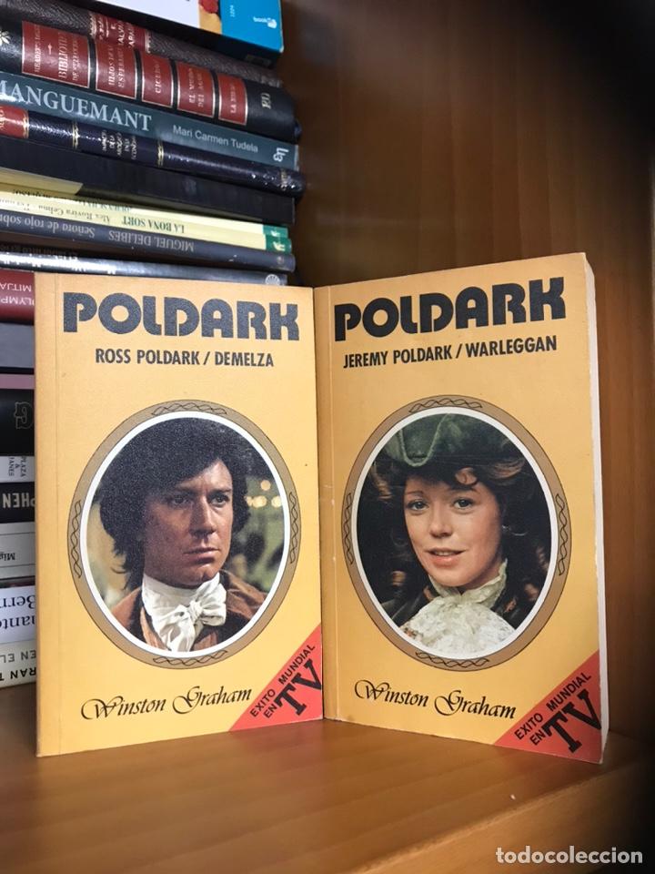 Libros de segunda mano: POLDARK - Foto 2 - 197757401