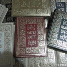Libros de segunda mano: BIBLIOTECA DE LOS GRANDES CLASICOS - 9 TOMOS - EDICIONES NAUTA, MAIL IBERICA. Lote 219831011