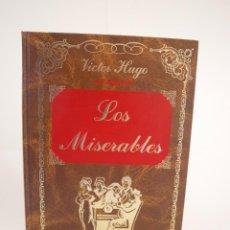 Libros de segunda mano: LOS MISERABLES - VICTOR HUGO - EDIMAT 1998 - BE. Lote 198562701