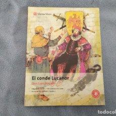Libros de segunda mano: 11-00349 ISBN 978-84-316-1534-5 EL CONDE LUCANOR -- DON JUAN MANUEL. Lote 198650563
