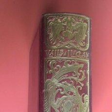 Libros de segunda mano: OBRAS COMPLETAS DE DON RAMON DEL VALLE INCLAN - TOMO II - RIVADENEYRA - ENCUADERNACIÓN PIEL. Lote 198681661