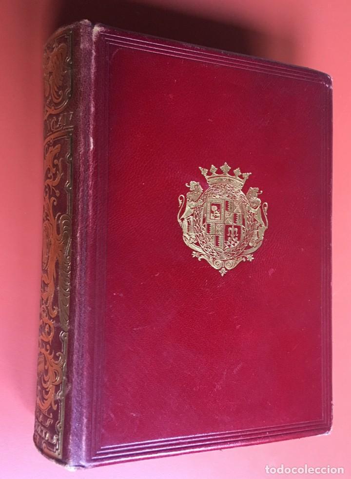 Libros de segunda mano: OBRAS COMPLETAS DE DON RAMON DEL VALLE INCLAN - TOMO II - RIVADENEYRA - ENCUADERNACIÓN PIEL - Foto 3 - 198681661