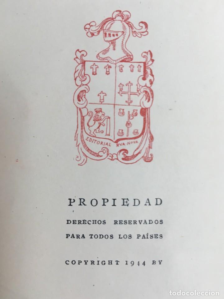 Libros de segunda mano: OBRAS COMPLETAS DE DON RAMON DEL VALLE INCLAN - TOMO II - RIVADENEYRA - ENCUADERNACIÓN PIEL - Foto 6 - 198681661