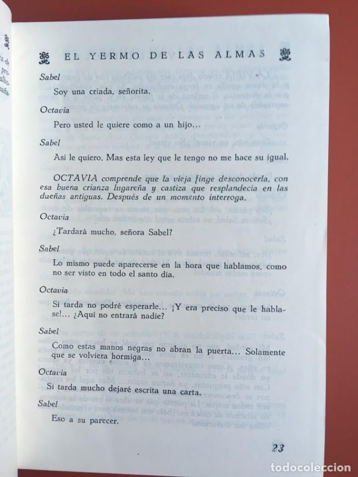 Libros de segunda mano: OBRAS COMPLETAS DE DON RAMON DEL VALLE INCLAN - TOMO II - RIVADENEYRA - ENCUADERNACIÓN PIEL - Foto 7 - 198681661