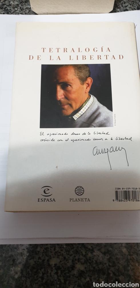 Libros de segunda mano: Antonio Gala Tetralogía de la libertad - Foto 2 - 199178141
