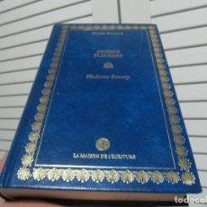 Libros de segunda mano: MADAME BOVARY. GUSTAVE FLAUBERT. GRANDES ESCRITORES. LA MAISON DE L´ECRITURE.. Lote 199258237